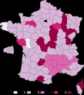 Kiss map