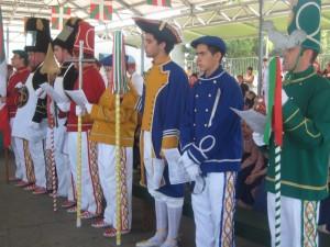 Basque dancers USA