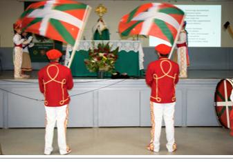 Flag bearers
